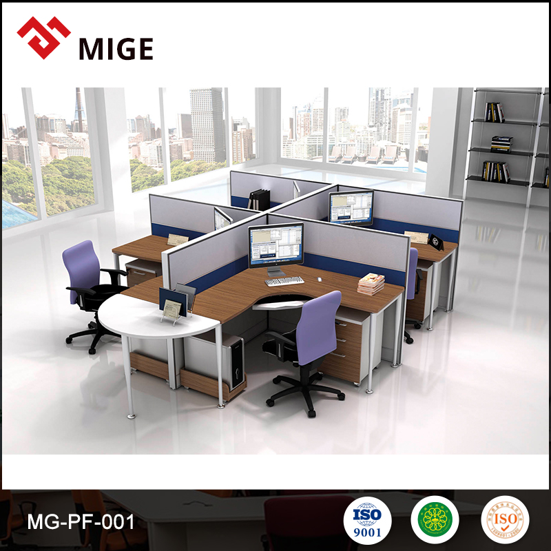 Call Center Cubicles Furniture office table partition