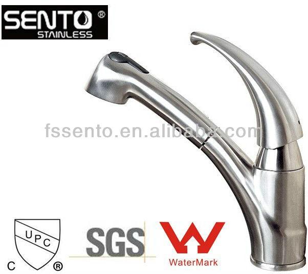 Sento Upc Nsf Spray Head Kitchen Sink Faucet Pull Out Water Taps   Buy  Kitchen Sink Faucet,Kitchen Faucet Pull Out,Pull Out Water Taps Product On  Alibaba. ...
