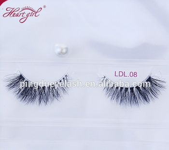 c2c64799dbe Clear Band 3d Mink Eyelashes Genuine Mink Lashes - Buy Clear Band 3d ...