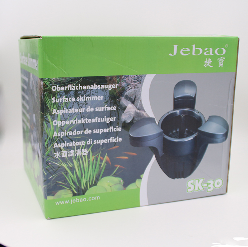 Jebao СК-30 SK-40 Энергосберегающие Электрические Аквариум Скиммер. JEBAO SK30/SK40 поверхности скиммера