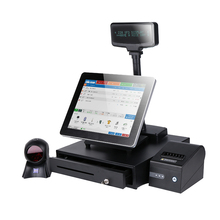 Ibutton AIO1589 All In One Touch Screen POS RFID Wi-fi POS