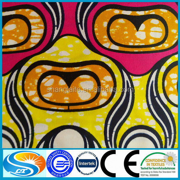 real Wax print fabric kitenge