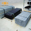 Hot sale cheap black painted field Y fence post and stainless steel star picket for sale price