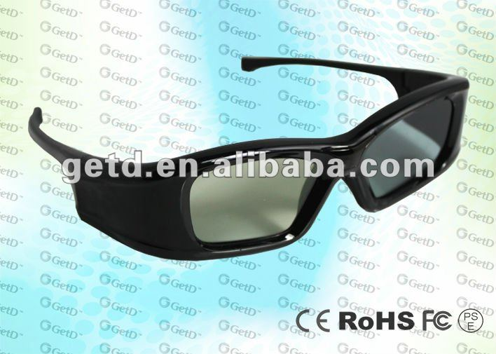 video glasses for 3D LCD Japan TV