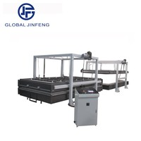JFK1525 Automatic Glass Processing Bending Fusing Melting Furnace Kiln Good Quality