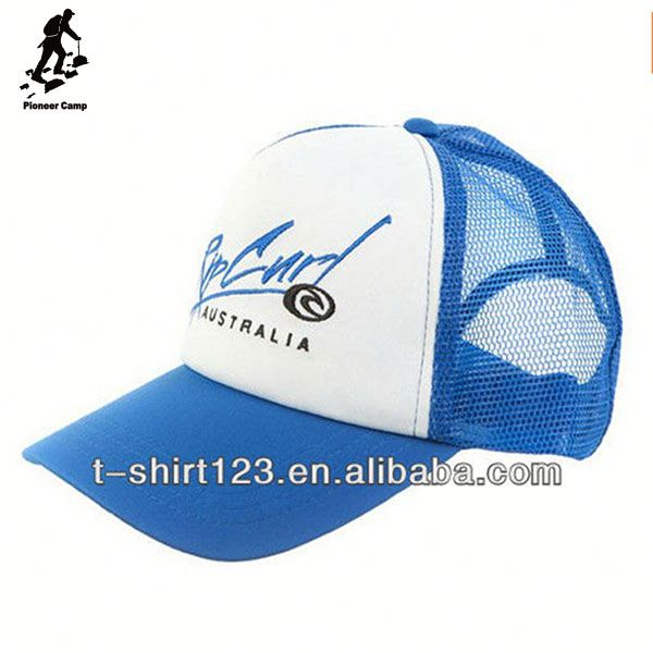 Hot Selling superior quality screen printed wholesale blank trucker hats with differen size