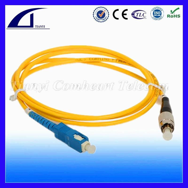 High Quality patch cord fiber optic