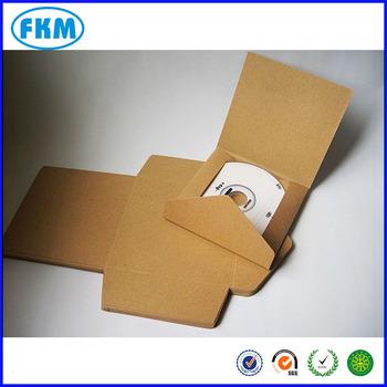 Super Fold Kraftpapier Cd Dvd Umschlaghülle - Buy Falten Kraftpapier Cd XJ63