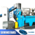 PP PE film waste plastic recycling granulator machine