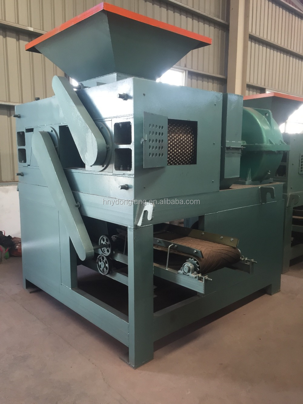 Wood Briquette Press ~ Kenya widely used wood briquette press machine coal