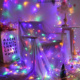 Hot sales 24V led fairy string light for wedding party house outdoor decoration 100M