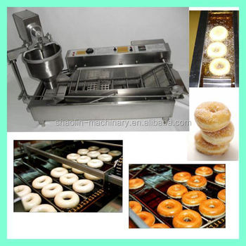 Food Industrial donut machine maker/ mini donut fryer machine with best quality