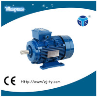 IEC frame Y2 three phase asychronous electric motor 4000w 380v/660v