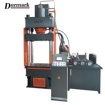 600 Ton Servo Heat Sink Metal Precision Parts Forming