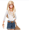 fashion model doll / plastic model doll / female fashion doll