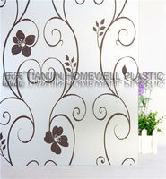 window covering film stained glass printing adhesive sticker stained glass decorative film self adhesive window film