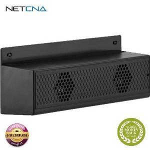 SoundbarPro 2W USB Speaker (Black) SoundbarPro 2W USB Speaker (Black) With Free 6 Feet NETCNA HDMI Cable - BY NETCNA