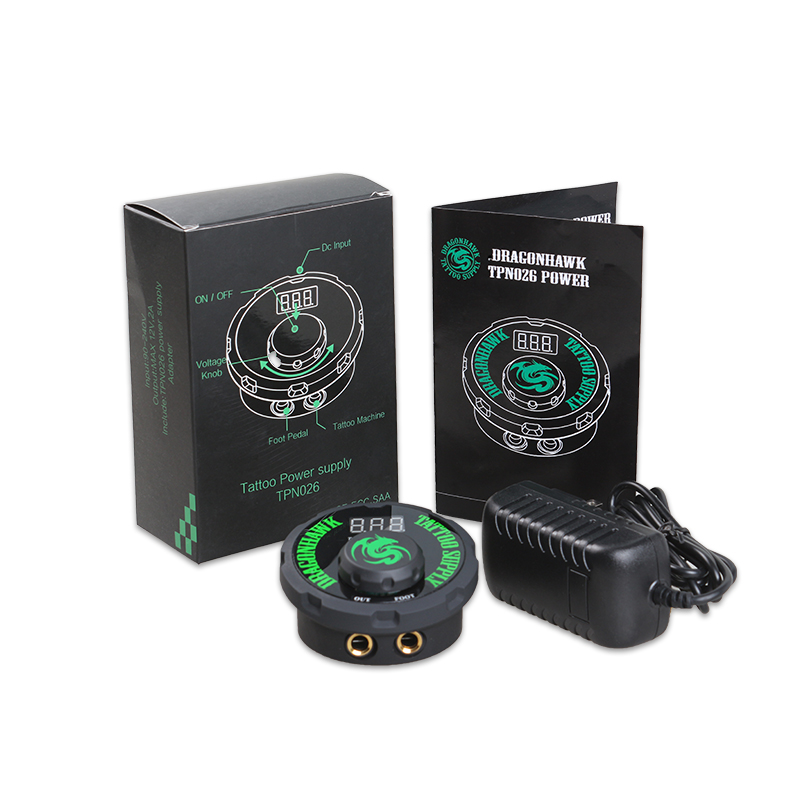 Gratis Pengiriman Profesional Dragonhawk Tato Power Supply