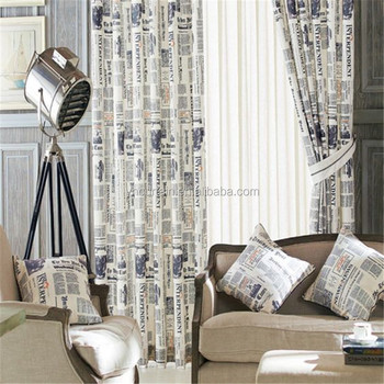 High End Oval Window Curtains Custom Make For Hotel