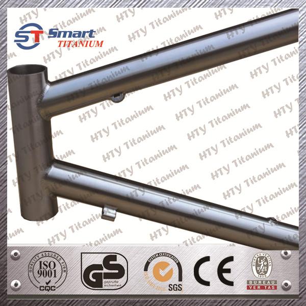 HTY de titanio bicicleta bmx marco-Bastidor de bicicleta ...