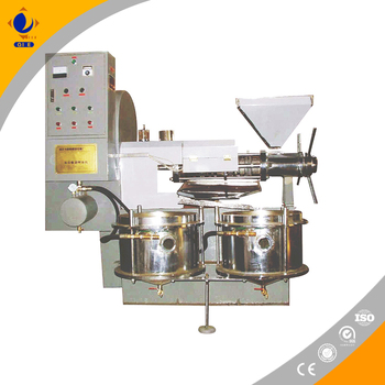 Small coconut oil extracting machine with good price