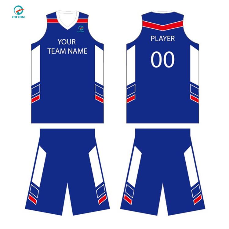 d383a4cd69b China Custom Design Basketball Uniform Wholesale