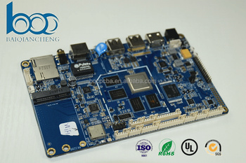 Btc/ltc Mining Motherboard High Frequency Pcba Electronics Pcb ...
