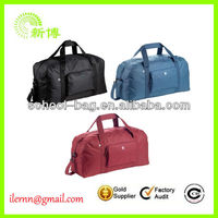 Promotional sport travel golf bag gym bag