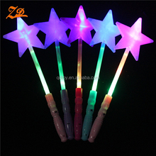 Led glow in the dark stick luce della stella bastoni