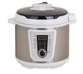 6L multifunctional kitchen cooker stainless steel cooker electric pressure cooker