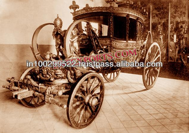18th Century Royal Carriage