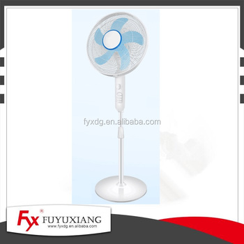 "New design Pedestal fan 18""/20"" Stand fan with with timer"