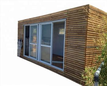 Lage kosten moderne prebuilt hout container huis buy hout moderne