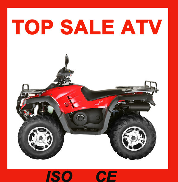 Hot Sale 550cc ATV Quad Bike with Alloy Wheel Street Legal(MC-395)
