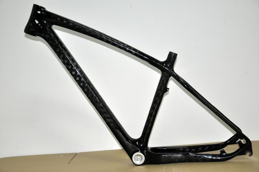 Hot sale Baolijia 27.5 bicycle parts 3k matte BSA mtb carbon fiber ...