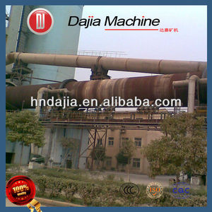 Lime Rotary Kiln, Quick Active Lime Production Plant for Hydrate Lime Produciton Line