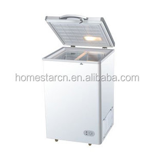 High quality absorption lpg gas 3 way chest freezer