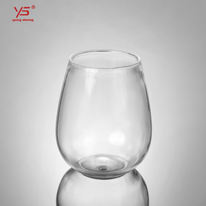 Accept Customized drinking water glass cup wholesale drinkware plastic round bottom cups