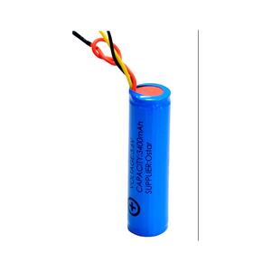 torch led usb light rechargeable 3.7v 3400mah lithium ion pack 18650 battery