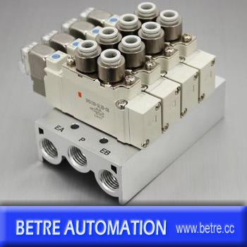 Smc Type Pneumatic Solenoid Valve/directional Control Valve Sy ...