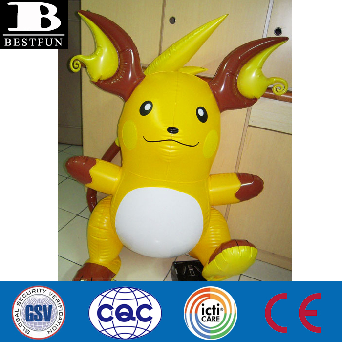 Business Promotion Gifts Inflatable Pokemon Toys