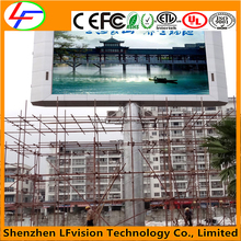 Alibaba Express Hot Sale Full Color P5P6P8 RGB Waterproof HD SMD Large Advertising Led Digital Billboard