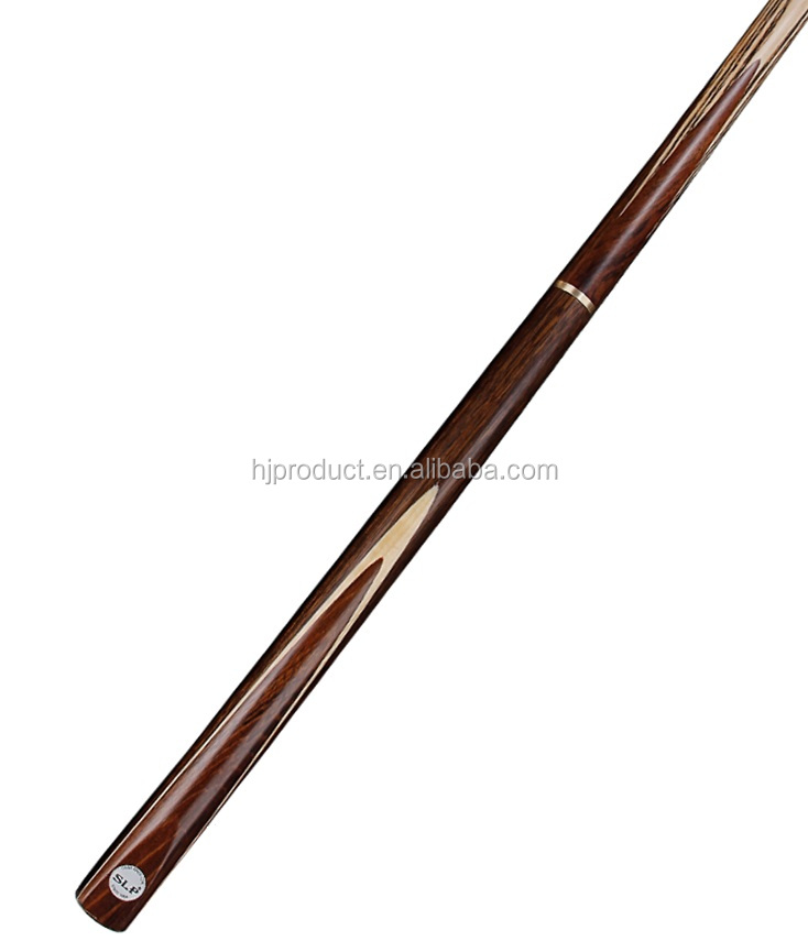High quality handmade billiard and snooker cues for pool table