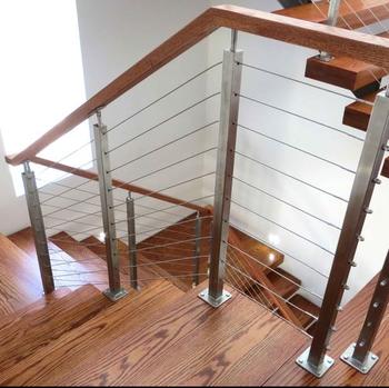 Antique Wood Stair Baers Stairway Rails Indoor Stairs Railing