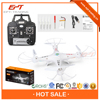 Crazy selling top quality 2.4g 4-axis ufo aircraft quadcopter for sale