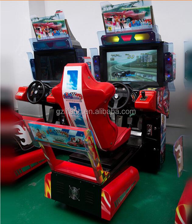 42''lcd Racing Car Free Game Download Car Racing Game