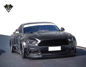 Car Body Kits >> For Mustang Wide Body Kits Frp Robot Body Kit For Mustang Gt