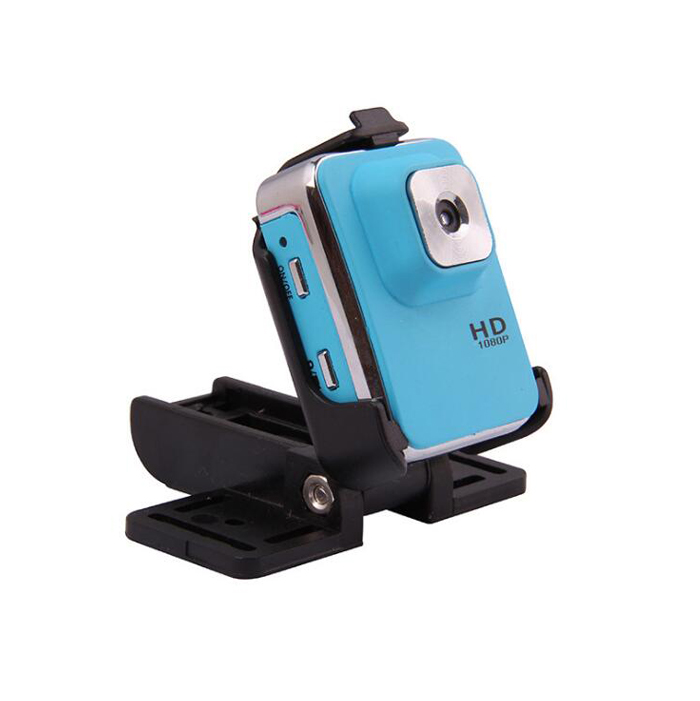 Portable Waterproof Sports Video Cam 2 Inch Screen Full HD 1080p Action Camera