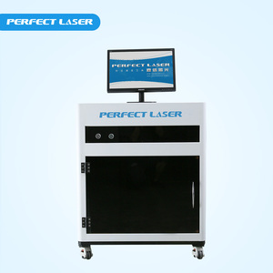 High Precision Sub Crystal Photo Picture 3D Laser Engraving Machine
