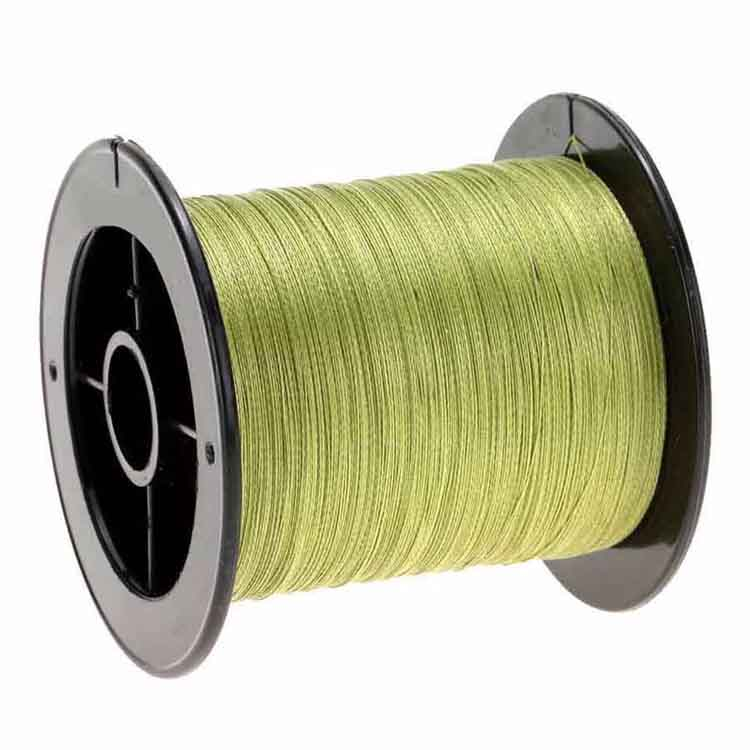 Factory Supply Fishing Line <strong>PE</strong> Braided 4 8 9 12Weaves in 5LB-200LB